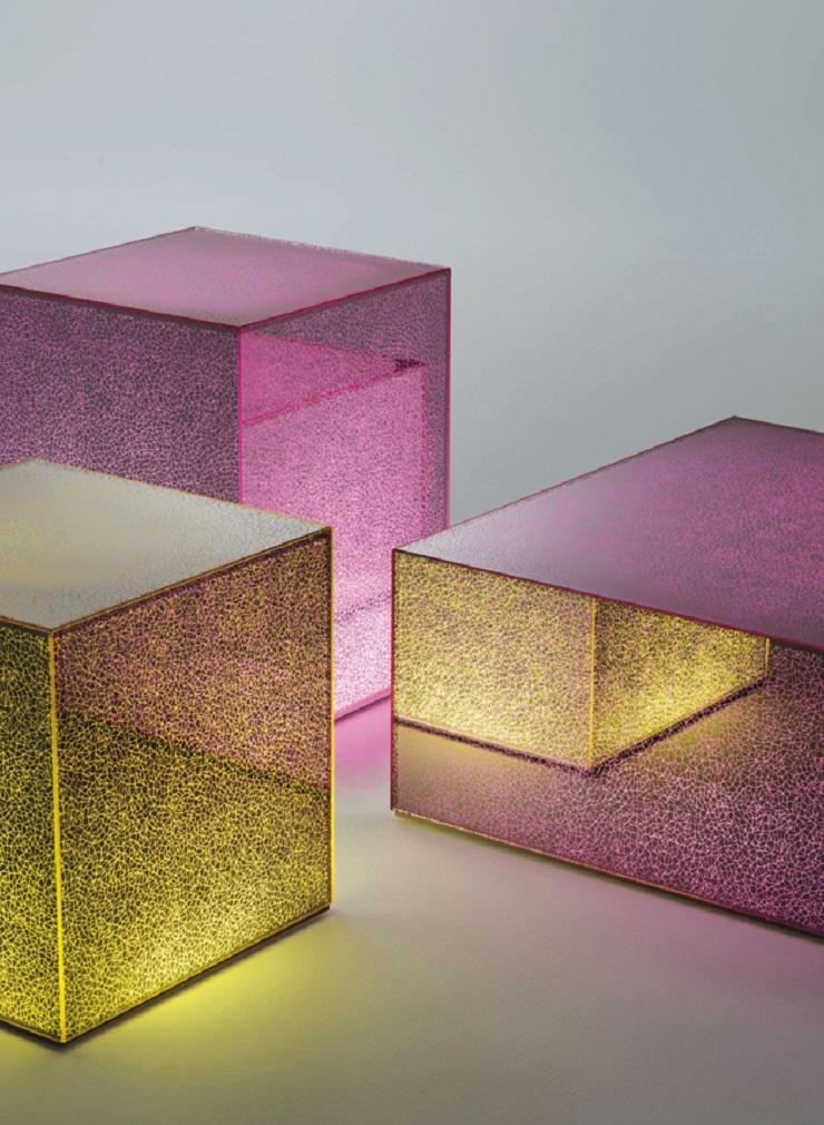 """""""Luce e vetro - la più nuova collezione di Glas Italia""""  Luce e vetro: la più nuova collezione di Glas Italia Luce e vetro la pi   nuova collezione di Glas Italia"""