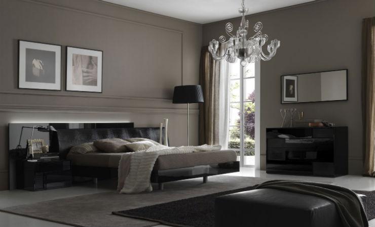 Camere da letto in stile Cinquanta Sfumature di Grigio camere da letto Camere da letto in stile Cinquanta Sfumature di Grigio Cinquanta Sfumature di Grigio decor della camera letto ispirata al film grigio8