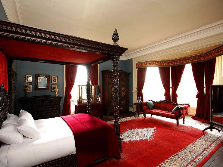 Camere da letto in stile Cinquanta Sfumature di Grigio camere da letto Camere da letto in stile Cinquanta Sfumature di Grigio Cinquanta Sfumature di Grigio decor della camera letto ispirata al film rosso2