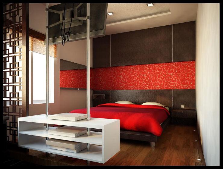 Come decorare una camera da letto a Cinquanta Sfumature di Grigio ...
