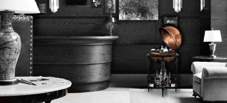 """""""Come arredare una casa in mid-century modern style - Boca do Lobo""""  Come arredare una casa in mid-century modern style Come arredare una casa in mid century modern style Boca do Lobo"""