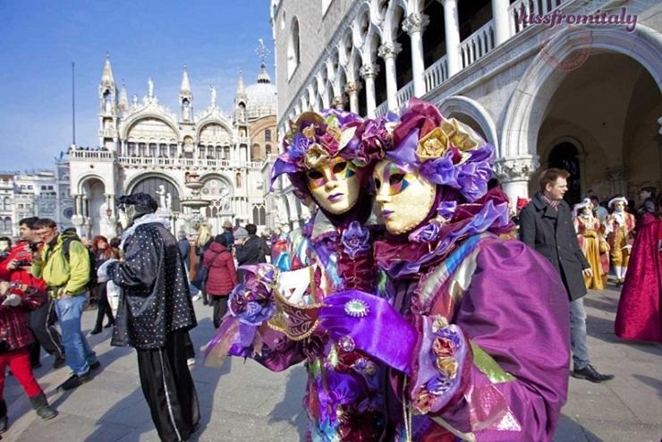Guida Turistica: Spazi di Lusso a Venezia - Carnevale  Guida turistica: Spazi di lusso a Venezia Best Design Guides Venice Carnevale