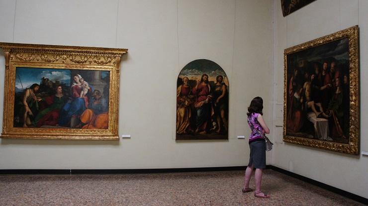 Guida turistica: Spazi di lusso a Venezia - Gallerie dell'Accademia  Guida turistica: Spazi di lusso a Venezia Best Design Guides Venice Gallerie dellAccademia