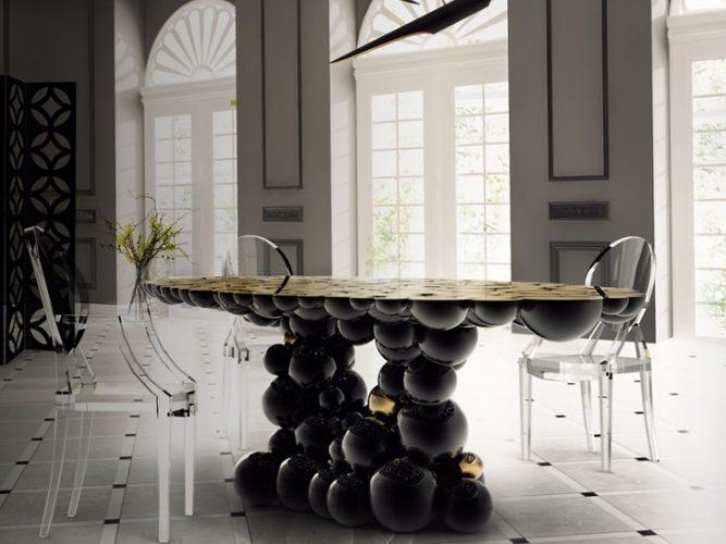 Design i piu belli tavoli da pranzo - Boca do Lobo