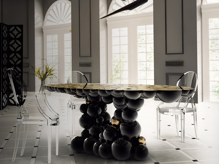 Design i piu belli tavoli da pranzo - Boca do Lobo  Design: i più belli tavoli da pranzo Design i piu belli tavoli da pranzo Boca do Lobo