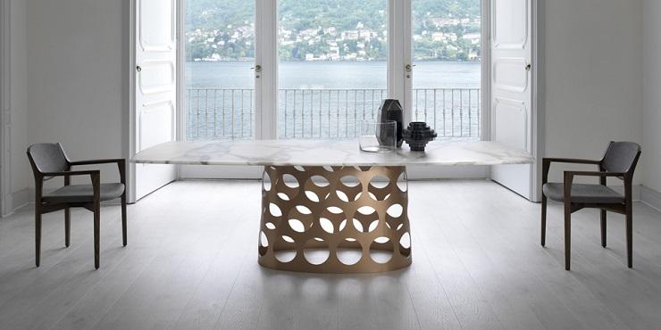 Design i pi belli tavoli da pranzo spazi di lusso - Tavoli sala da pranzo calligaris ...