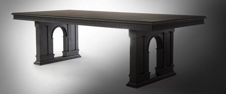Design i piu belli tavoli da pranzo - versace  Design: i più belli tavoli da pranzo Design i piu belli tavoli da pranzo versace