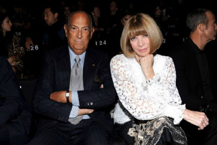 Il leggendario stilista Oscar de la Renta muore ai 82 - 4  Il leggendario stilista Oscar de la Renta muore ai 82 Il leggendario stilista Oscar de la Renta muore ai 82 4