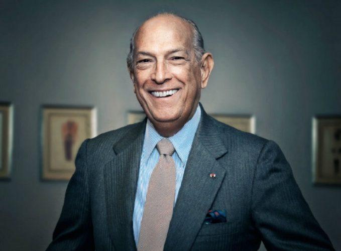 Il leggendario stilista Oscar de la Renta muore ai 82 - 5