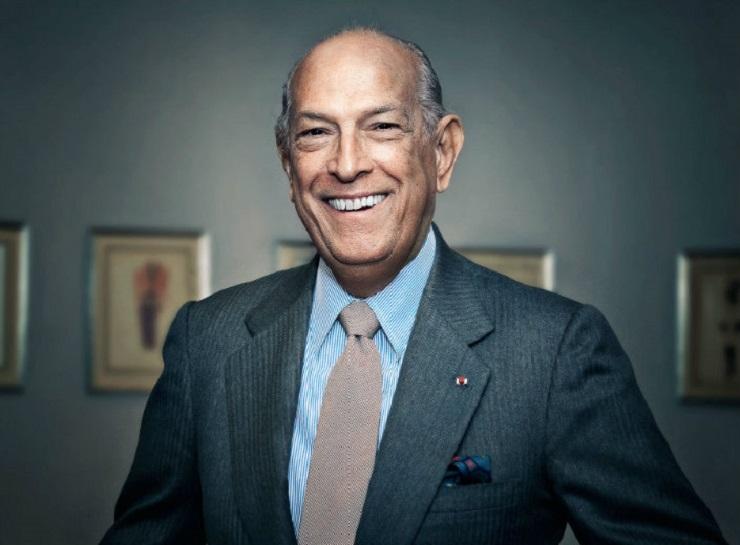 Il leggendario stilista Oscar de la Renta muore ai 82 - 5  Il leggendario stilista Oscar de la Renta muore ai 82 Il leggendario stilista Oscar de la Renta muore ai 82 5