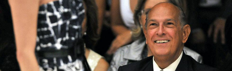 Il leggendario stilista Oscar de la Renta muore ai 82  Il leggendario stilista Oscar de la Renta muore ai 82 Il leggendario stilista Oscar de la Renta muore ai 82