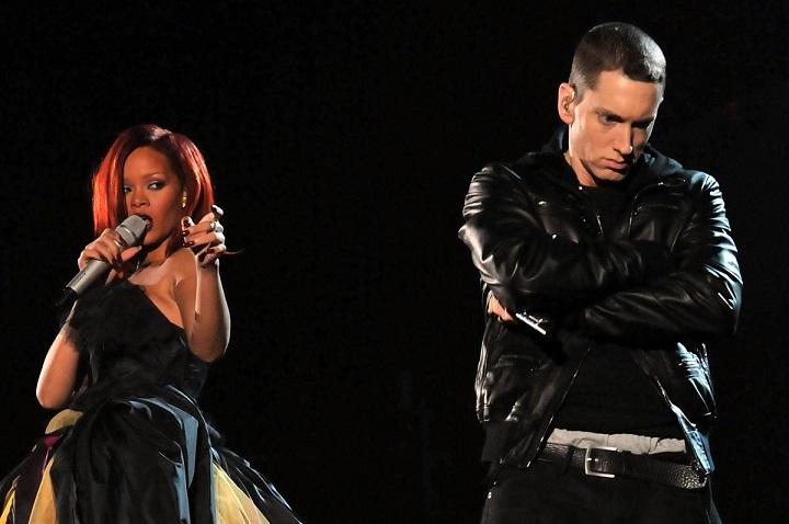 Il Meglio dei Grammy Awards 2015  Il Meglio dei Grammy Awards 2015 eminem and rihanna