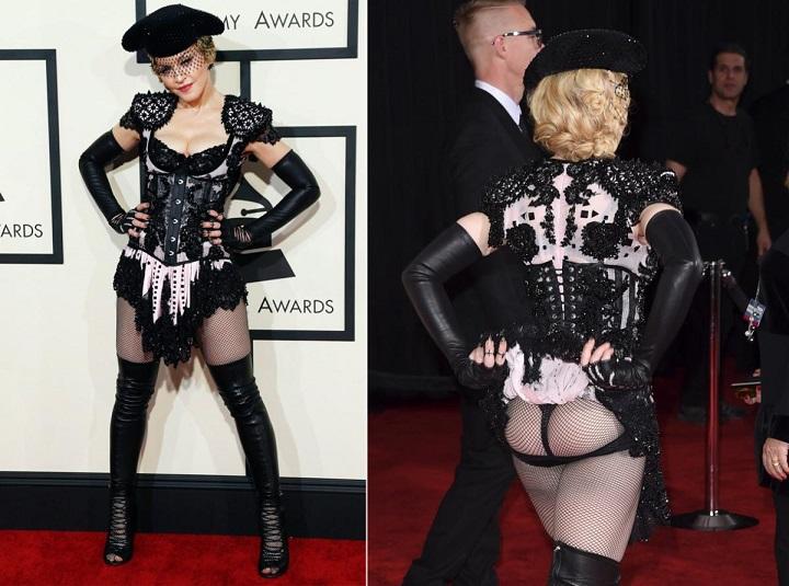 Il Meglio dei Grammy Awards 2015  Il Meglio dei Grammy Awards 2015 madonna