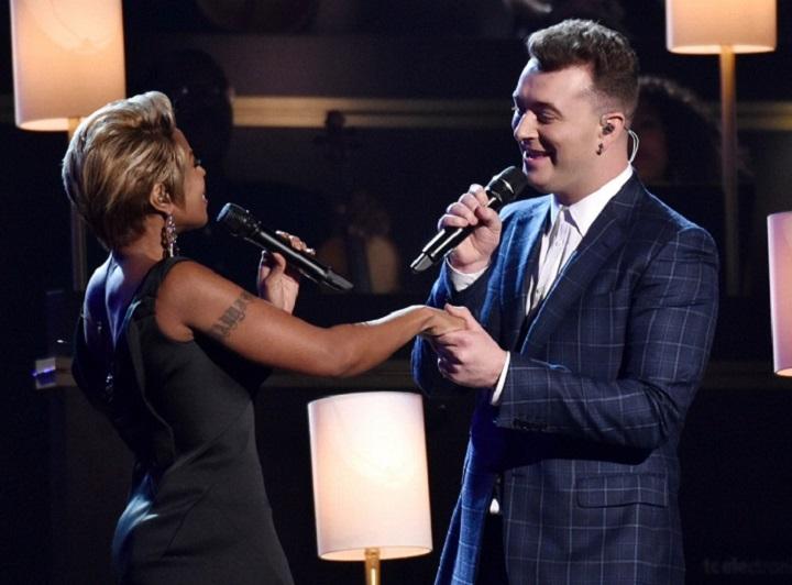 Il Meglio dei Grammy Awards 2015  Il Meglio dei Grammy Awards 2015 sam and mary
