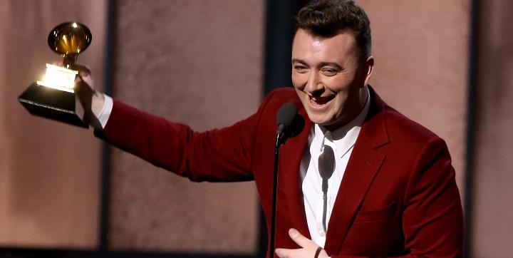 Il Meglio dei Grammy Awards 2015 sam smith1