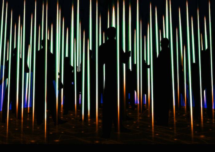 Favilla_SpaziDiLusso1  iSaloni 2015 scoprendo Favilla, ogni luce una voce Favilla SpaziDiLusso1