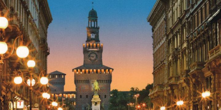 5 Hotel da sogno nel cuore di Milano MILANO5Hotels0