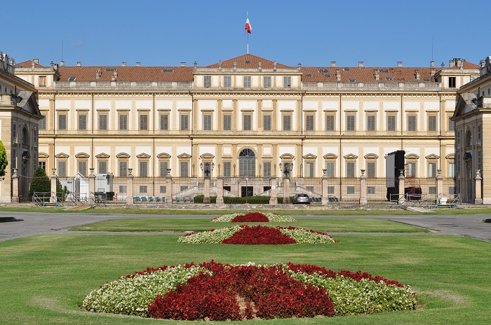 Fuori Expo 2015 Milano: Alma Design veste le sale di Villa Reale a Monza 11