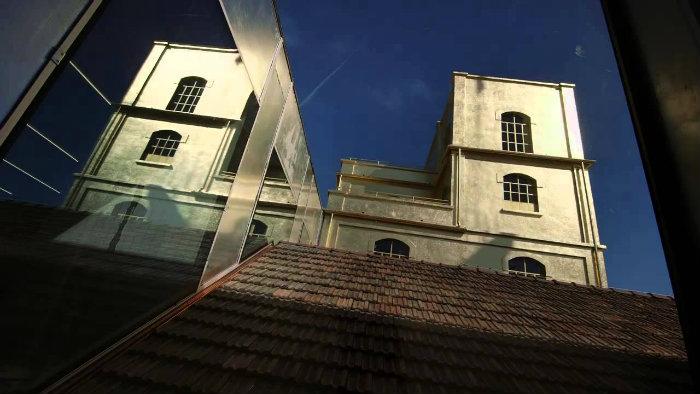 3Prada spazio di lusso Fondazione Prada il nuovo Spazio di Lusso, cultura e architettura 3Prada
