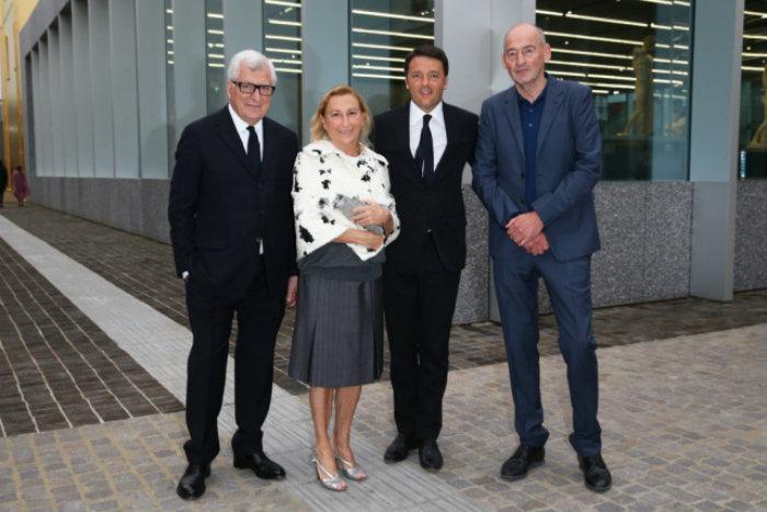 4Prada spazio di lusso Fondazione Prada il nuovo Spazio di Lusso, cultura e architettura 4Prada