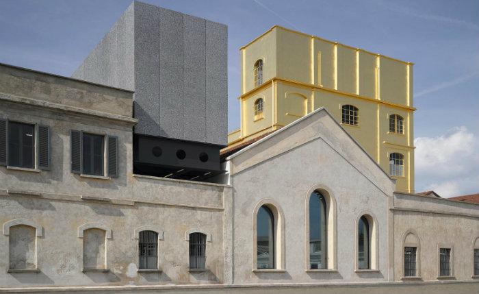8Prada spazio di lusso Fondazione Prada il nuovo Spazio di Lusso, cultura e architettura 8Prada1