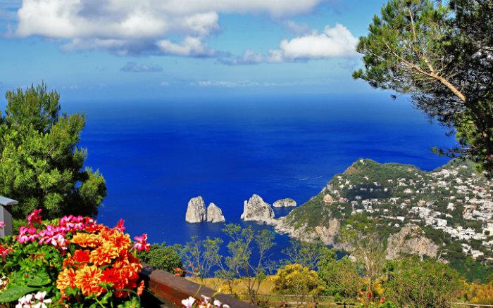 Capri  Italia: 10 luoghi incredibili per le prossime vacanze Capri