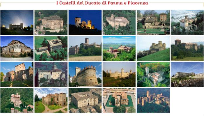 Castelli del Ducato  Italia: 10 luoghi incredibili per le prossime vacanze Castelli del Ducato