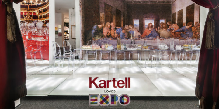 Kartell per Expo 2015: il Made in Italy per il mondo KartellFeature