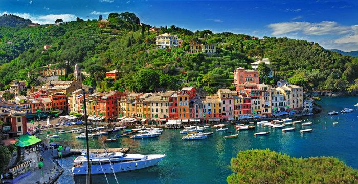 Portofino  Italia: 10 luoghi incredibili per le prossime vacanze Portofino