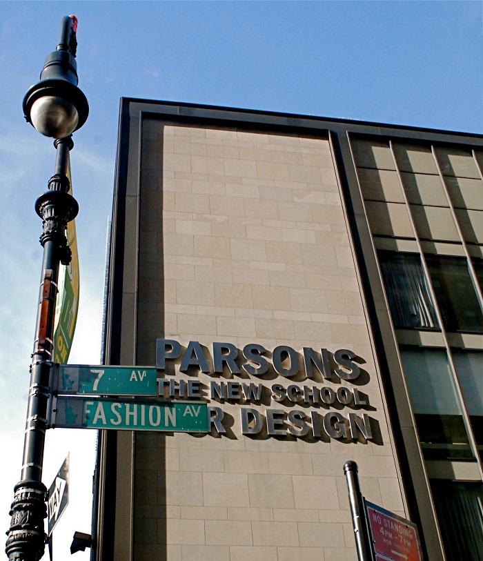 Le migliori scuole di design del mondo  Le migliori scuole di design del mondo parsons 2