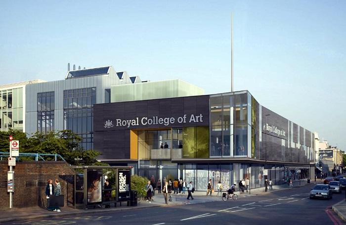 Le migliori scuole di design del mondo royal london