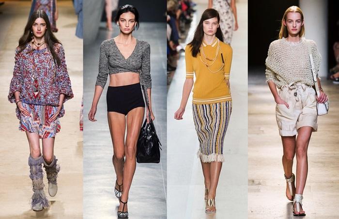 Tendenze di Moda per l'Estate: Maglie & Tricot  Tendenze di Moda per l'Estate: Maglie & Tricot 13