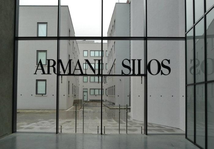 Armani3  Armani Silos e i 40 anni di Re Giorgio Armani3