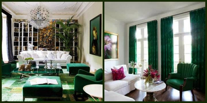 Il late confortavole del verde  Il lato confortevole del verde Il late confortavole del verde