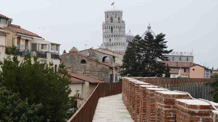 Toscana_Pisa_Muramedievali  Trend d'autunno: alla scoperta dell'Italia con FAImarathon Toscana Pisa Muramedievali