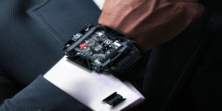 il nuovo orologio di devons che le forza sia con te gioelli