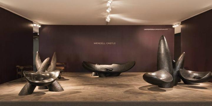uno sguardo allinterno del pavilon art e design london spazi di lusso
