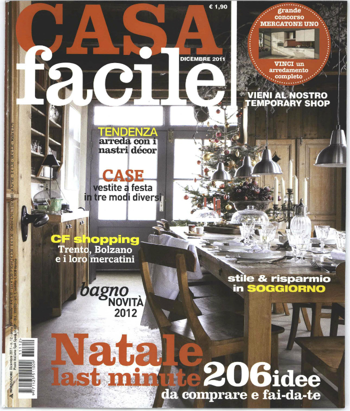 Le 50 migliori riviste italiane di architettura e design spazi di lusso page 8 - Riviste design interni ...