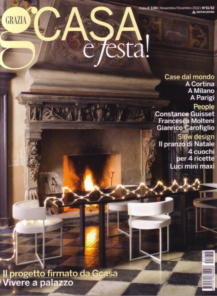 Le 50 migliori riviste italiane di architettura e design page 11 spazi di lusso - Riviste design interni ...
