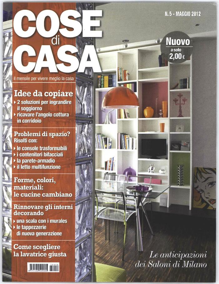 Le 50 migliori riviste italiane di architettura e design page 5 spazi di lusso - Riviste design interni ...