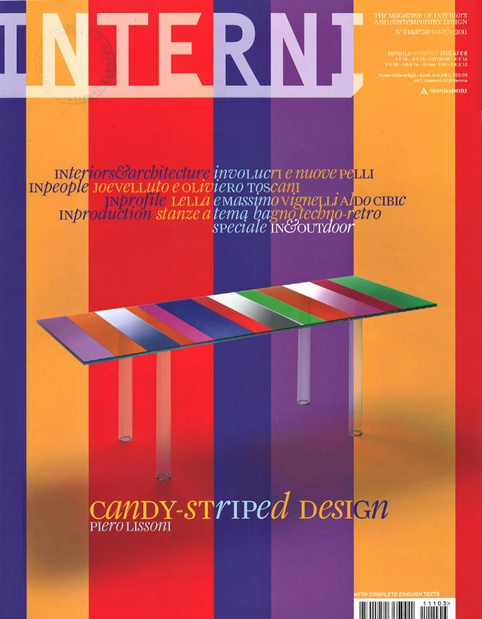 Le 50 migliori riviste italiane di architettura e design spazi di lusso page 14 - Riviste design interni ...