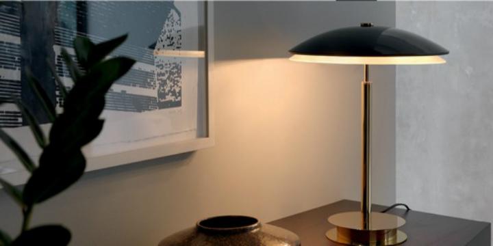 Le piu belle lampade da tavolo per il vostro salotto for Lampade da salotto