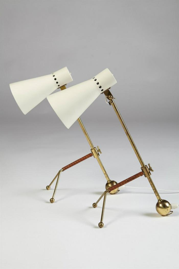 Lampade per salotto le piu belle lampade da tavolo per il for Le piu belle lampade da tavolo