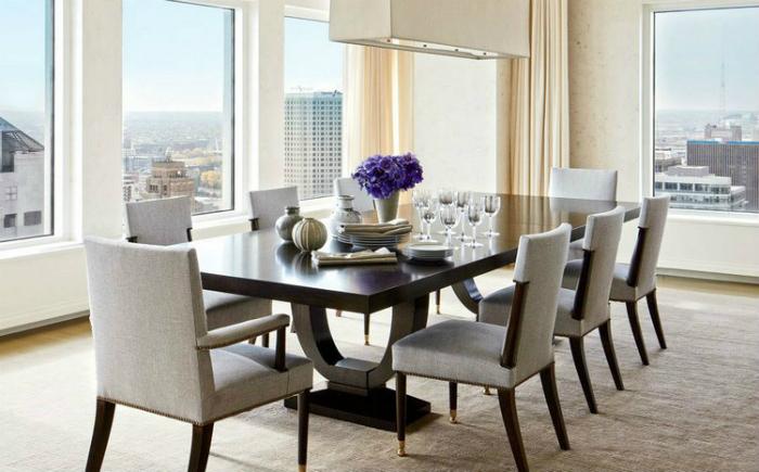 Tavoli di design modernit per le vostre case page 7 spazi di lusso - Tavoli da pranzo di design ...