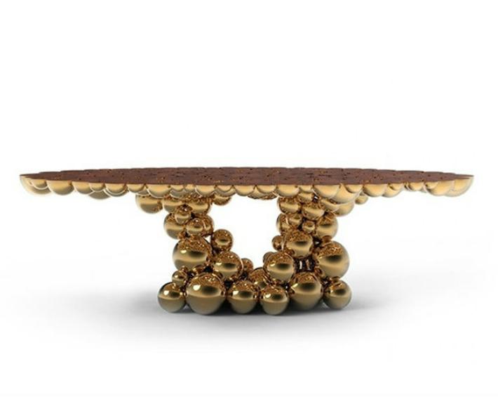 I Piu Belli Design di Tavoli  Spazi di Lusso  Page 10