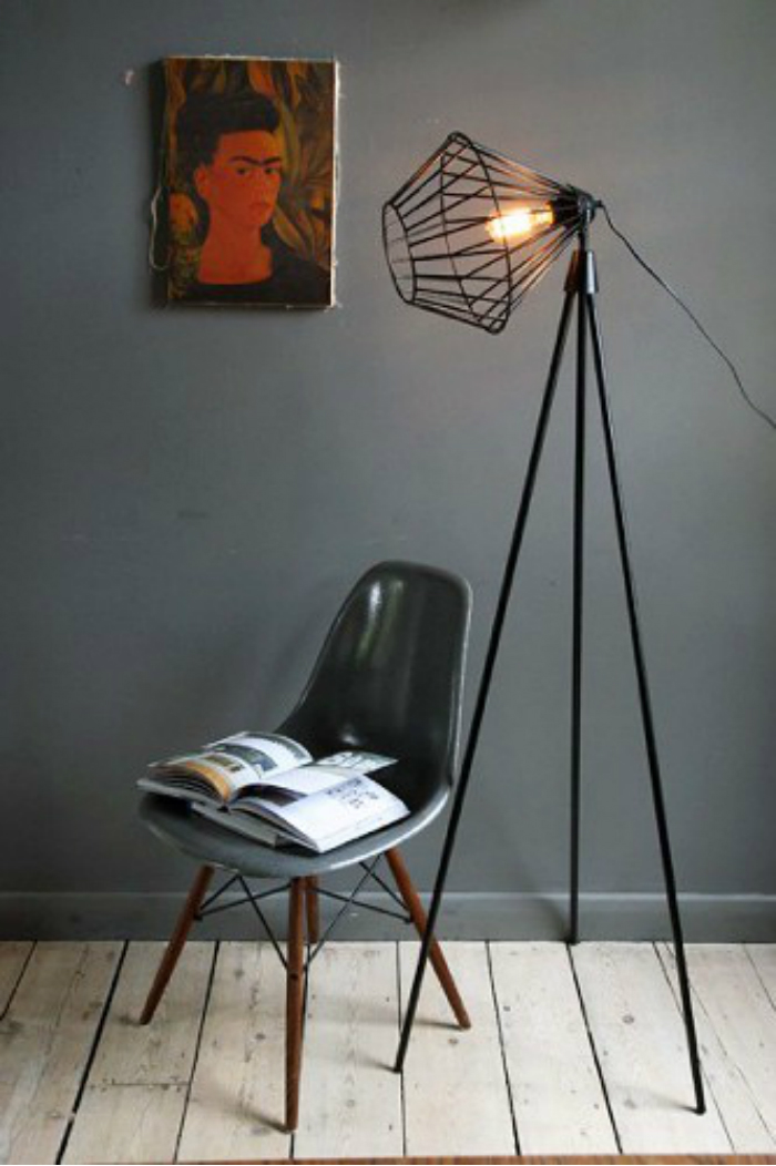 TOP 15 MODERNE LAMPADE DA TERRA | Spazi di Lusso