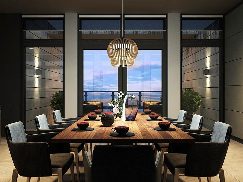 design Tavoli di design: modernità per le vostre case ultra modern dining room barokahomexyz 79afhdzx