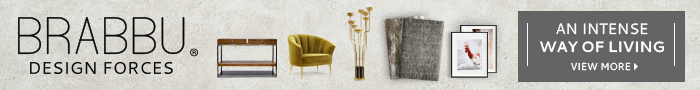 brabbu  La Moda Incontra L'arredo al Salone del Mobile brabbu
