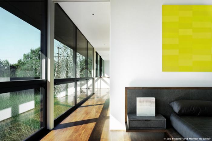 migliori progetti d interiori di marmol radziner spazi