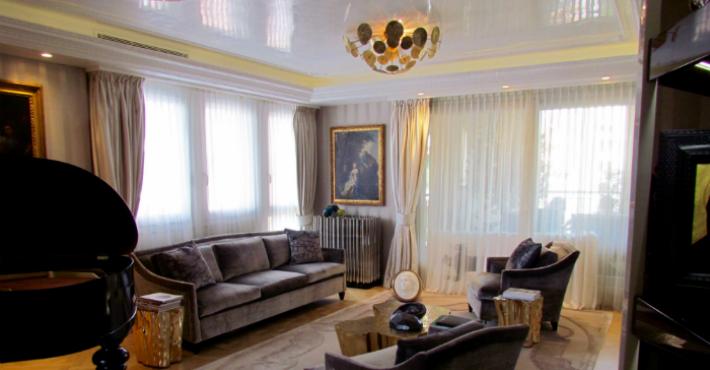 Archimania interni di design e lusso spazi di lusso for Interni di lusso